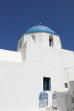 Greek church Royalty Free Stock Photography