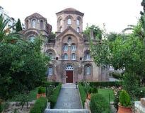 Greek church Stock Photography