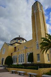 A Greek church Royalty Free Stock Images
