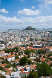 Greek city, Athens Royalty Free Stock Image