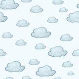 Greek cloud tile Stock Images
