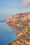 Greek Coast Stock Photography
