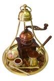 Greek coffee royalty free stock photos