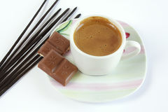 Greek coffee Royalty Free Stock Image