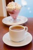 Greek coffee Royalty Free Stock Photography