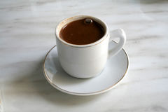 Greek coffee.  stock photos
