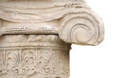 Greek Column Royalty Free Stock Photos