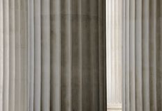 Greek columns texture Stock Image