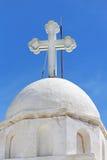 Greek Cross Stock Photography