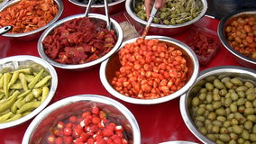 Greek cuisine Stock Images