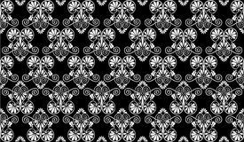 Greek decorations - pattern Royalty Free Stock Images