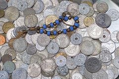 Greek drachma Royalty Free Stock Image