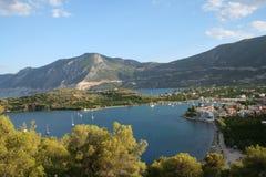 Greek eastcoast Royalty Free Stock Photos