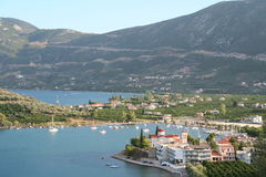 Greek eastcoast Royalty Free Stock Image