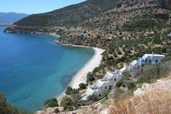 Greek eastcoast Stock Image