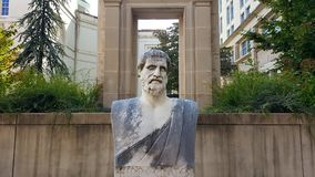 Hippocrates royalty free stock images