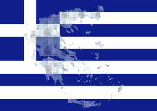 Greek euros Royalty Free Stock Images