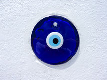 Greek evil eye lucky charm Royalty Free Stock Images