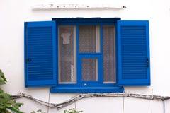 Greek facade  Stock Image