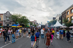 Greek Festival in Toronto Stock Photography