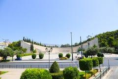 Greek Garden royalty free stock photo