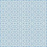 Greek geometric pattern Stock Image