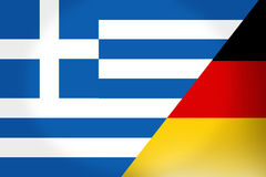 Greek germany Stock Images