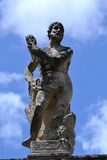 Greek god statue Stock Photography