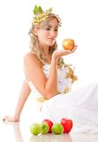 Greek goddess Stock Images