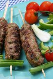 Greek grilled Royalty Free Stock Photos