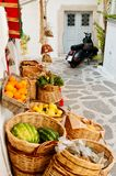 Greek grocery store