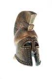 Greek helmet. royalty free stock photos