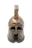 Greek helmet. Stock Image