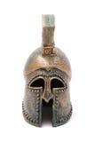 Greek helmet. Stock Image