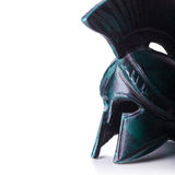 Greek helmet Stock Photos