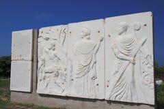 Greek history Stock Photography
