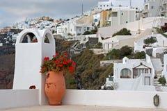 Greek island Royalty Free Stock Image