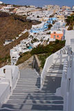 Greek island Royalty Free Stock Images