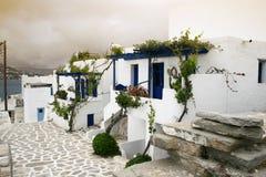 Greek island Royalty Free Stock Photos