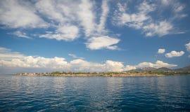 Greek island of Aegina Stock Photography