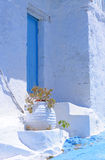 Greek island architecture Royalty Free Stock Photos