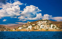 Greek island Stock Images