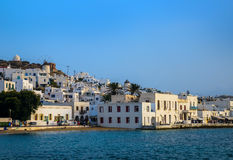 Greek island Royalty Free Stock Photo