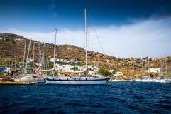 Greek island Stock Images