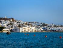 Greek island Stock Image