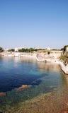 Greek Island of Corfu, city Kerkyra, Greece Royalty Free Stock Photography