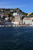 Greek island Hydra Stock Image