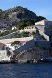 Greek island Hydra Royalty Free Stock Photo
