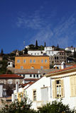 Greek island Hydra Stock Photo
