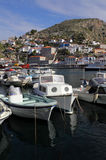 Greek island Hydra Royalty Free Stock Photos